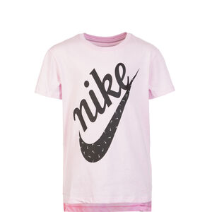Icon Futura T-Shirt Kinder, rosa, zoom bei OUTFITTER Online
