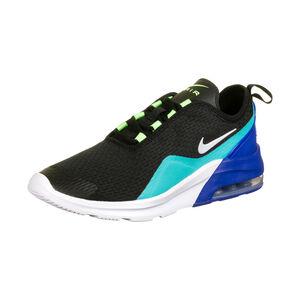 Air Max Motion 2 Sneaker Kinder, schwarz / blau, zoom bei OUTFITTER Online
