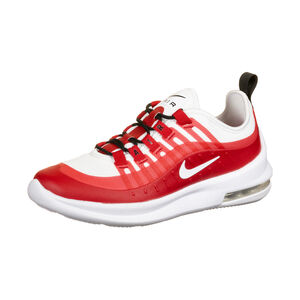 Air Max Axis Sneaker Kinder, rot / weiß, zoom bei OUTFITTER Online
