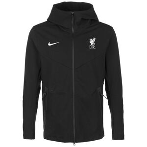 FC Liverpool Tech Pack Kapuzenjacke Herren, schwarz / weiß, zoom bei OUTFITTER Online
