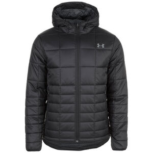 Insulated Hooded Jacke Herren, schwarz, zoom bei OUTFITTER Online