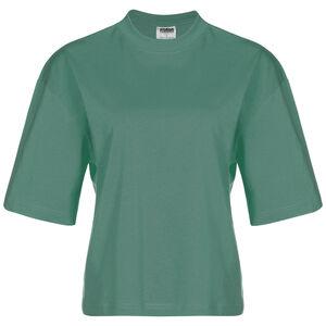 Organic Oversized T-Shirt Damen, grün, zoom bei OUTFITTER Online