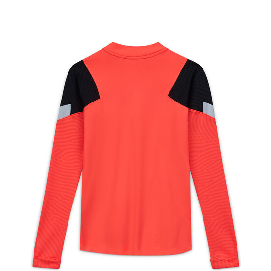 FC Liverpool Dry Strike Drill Sweatshirt CL Kinder, rot / schwarz, zoom bei OUTFITTER Online