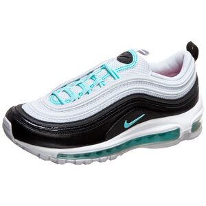 Air Max 97 Sneaker Damen, anthrazit / grün, zoom bei OUTFITTER Online