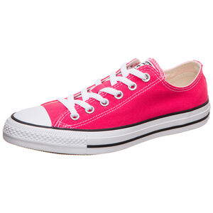 Chuck Taylor All Star OX Sneaker Damen, pink / weiß, zoom bei OUTFITTER Online