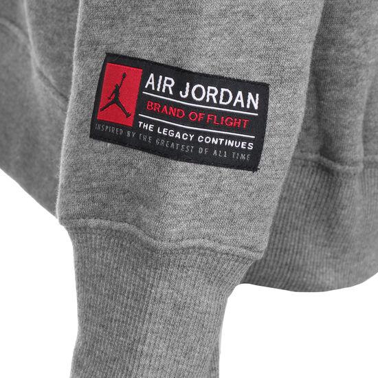 AJ 1 Emblem Sweatshirt Kinder, grau, zoom bei OUTFITTER Online