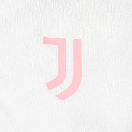 Juventus Turin Human Race Trainingssweat Herren, weiß / rosa, zoom bei OUTFITTER Online