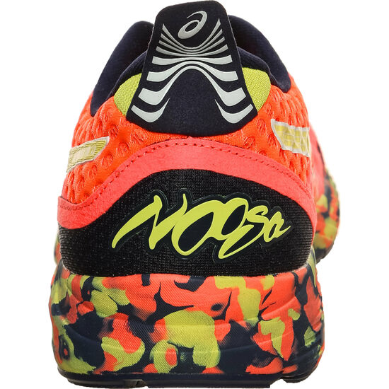 Gel-Noosa Tri 12 Laufschuh Herren, korall / neonrot, zoom bei OUTFITTER Online