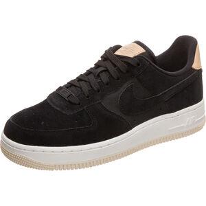 Air Force 1 '07 Premium Sneaker Damen, schwarz / beige, zoom bei OUTFITTER Online