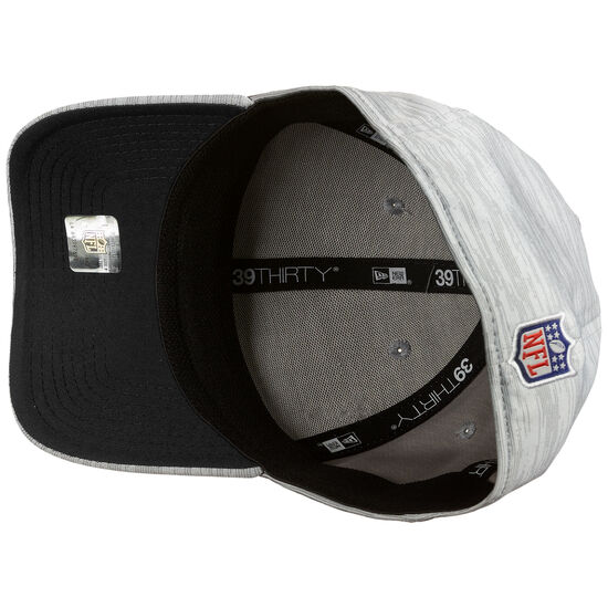 39THIRTY NFL New Orleans Saints On-Field Sideline Road Cap, grau / schwarz, zoom bei OUTFITTER Online