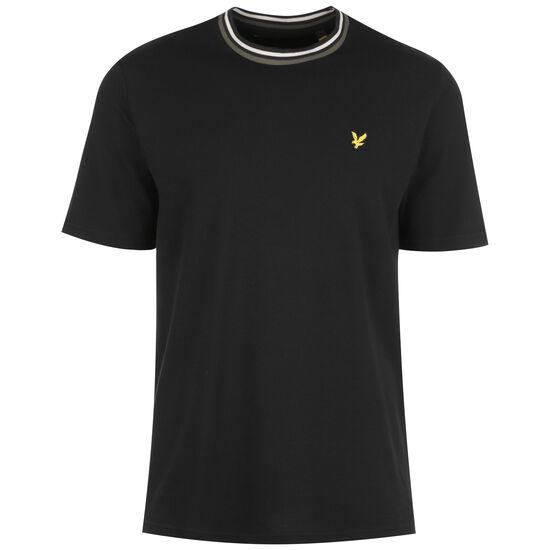 Multi Rib T-Shirt Herren, schwarz, zoom bei OUTFITTER Online
