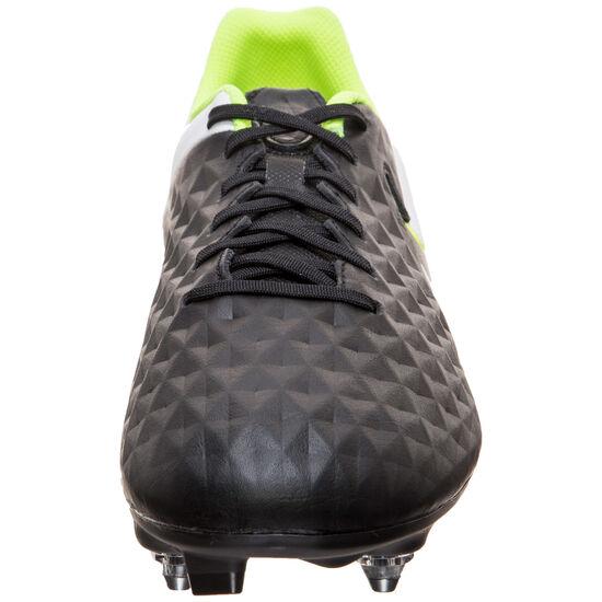 Tiempo Legend 8 Academy SG-Pro Fußballschuh Herren, schwarz / weiß, zoom bei OUTFITTER Online