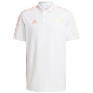 FC Arsenal Poloshirt Herren, weiß / rosa, zoom bei OUTFITTER Online