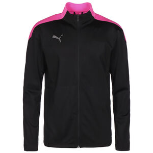 ftblNXT Trainingsjacke Herren, schwarz / pink, zoom bei OUTFITTER Online
