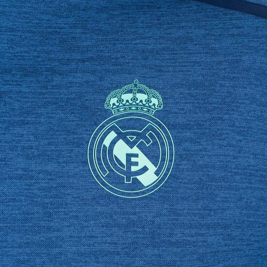 Real Madrid Z.N.E. Kapuzenjacke Herren, blau, zoom bei OUTFITTER Online
