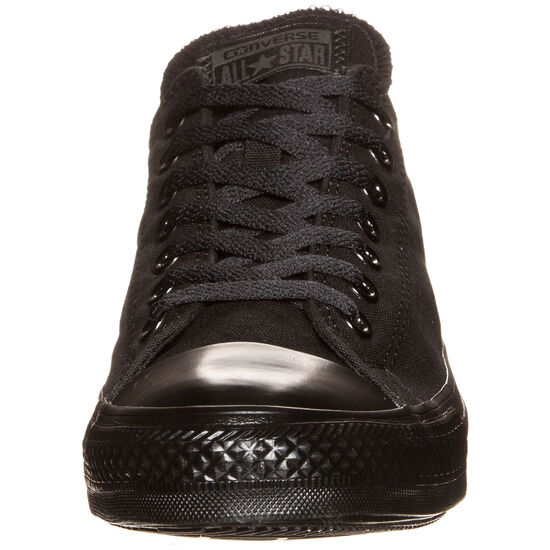 Chuck Taylor All Star Core OX Sneaker, Schwarz, zoom bei OUTFITTER Online