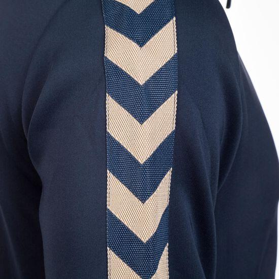 HMLELI Trainingsjacke Herren, dunkelblau, zoom bei OUTFITTER Online