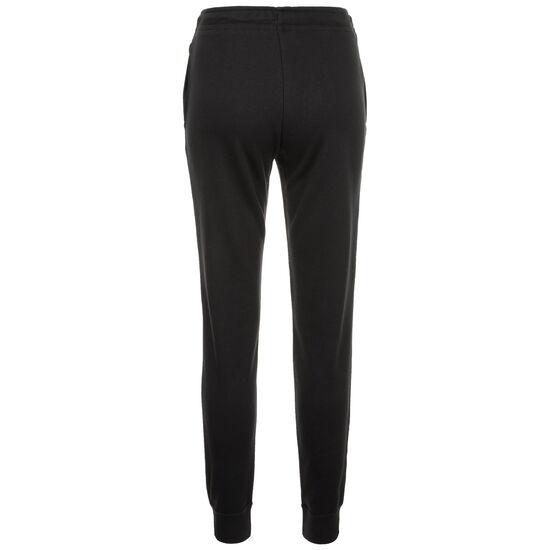 Essential Jogginghose Damen, schwarz / weiß, zoom bei OUTFITTER Online