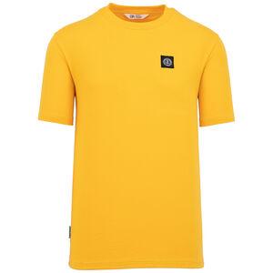 DMWU Patch T-Shirt Herren, gelb, zoom bei OUTFITTER Online
