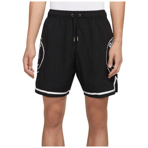 Paris St.-Germain BBall Shorts Herren, schwarz / weiß, zoom bei OUTFITTER Online