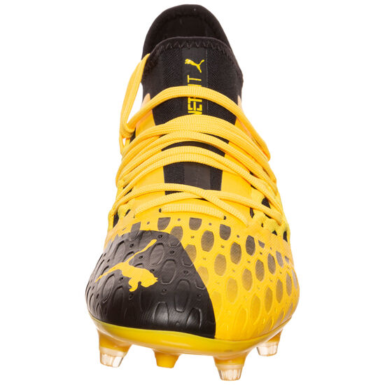 Future 5.3 NETFIT FG/AG Fußballschuh Herren, gelb / schwarz, zoom bei OUTFITTER Online