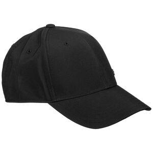 Lightweight Metal Badge Baseball Cap, schwarz, zoom bei OUTFITTER Online