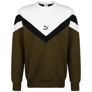 Iconic MCS Crew Sweatshirt Herren, oliv / dunkelgrün, zoom bei OUTFITTER Online