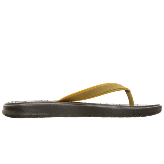 Solay Thong Badesandale Herren, Grün, zoom bei OUTFITTER Online