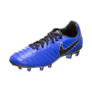 Tiempo Legend VII Elite FG Fußballschuh Kinder, blau, zoom bei OUTFITTER Online