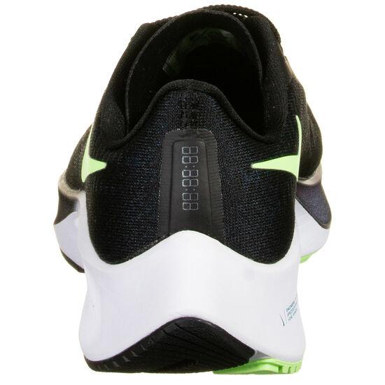 Air Zoom Pegasus 37 Laufschuh Damen, schwarz / grün, zoom bei OUTFITTER Online