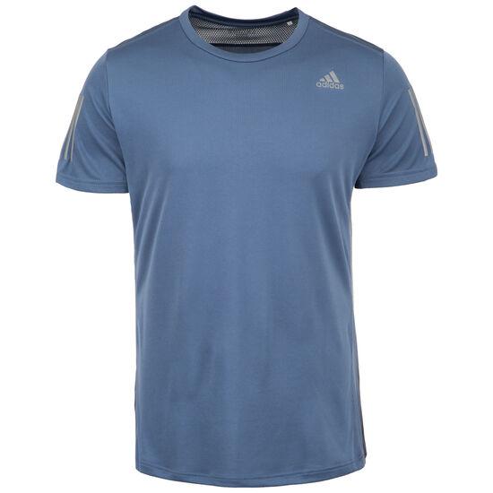 Own The Run Laufshirt Herren, blau, zoom bei OUTFITTER Online