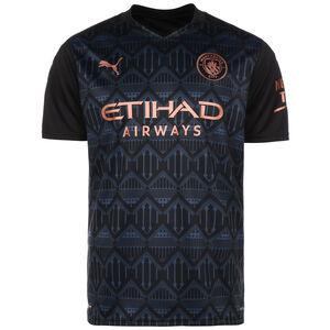 Manchester City Trikot Away 2020/2021 Herren, schwarz / dunkelblau, zoom bei OUTFITTER Online