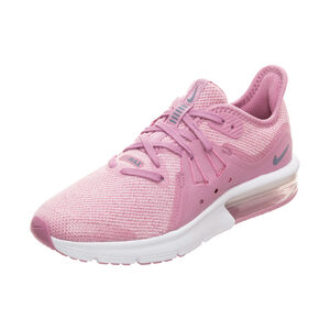 Air Max Sequent 3 Laufschuh Kinder, Pink, zoom bei OUTFITTER Online