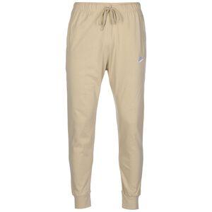 Club Jersey Jogginghose Herren, beige / weiß, zoom bei OUTFITTER Online