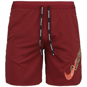 Air Flash Flex Stride Laufshort Herren, rot, zoom bei OUTFITTER Online