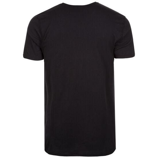NFL Carolina Panthers Logo T-Shirt Herren, Schwarz, zoom bei OUTFITTER Online