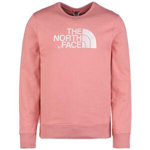 Drew Peak Crew Sweatshirt Herren, altrosa / weiß, zoom bei OUTFITTER Online