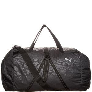 Fit AT Duffle Tasche, schwarz / silber, zoom bei OUTFITTER Online