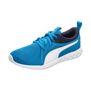 Carson 2 Sneaker Kinder, blau / weiß, zoom bei OUTFITTER Online
