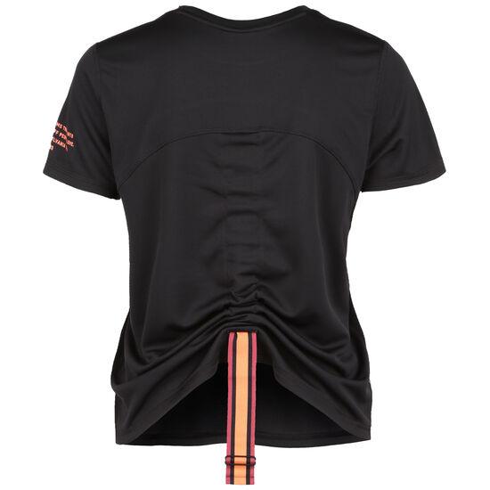 x First Mile Laufshirt Damen, schwarz, zoom bei OUTFITTER Online