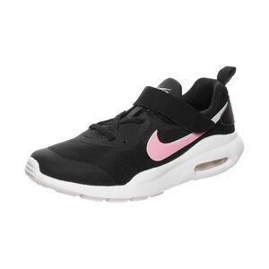 Air Max Oketo Sneaker Kinder, schwarz / rosa, zoom bei OUTFITTER Online