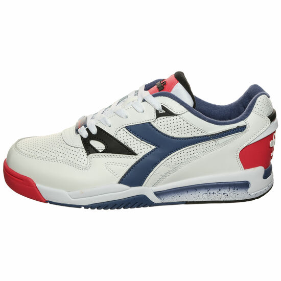 Rebound Ace Sneaker, neonrot / dunkelblau, zoom bei OUTFITTER Online