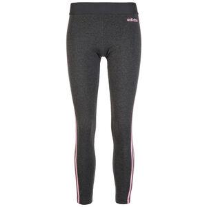 Essentials Linear Trainingstight Damen, grau / pink, zoom bei OUTFITTER Online