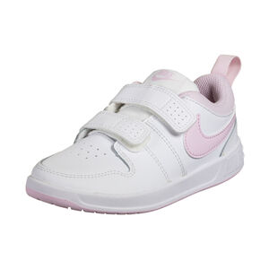 Pico 5 Sneaker Kinder, weiß / rosa, zoom bei OUTFITTER Online