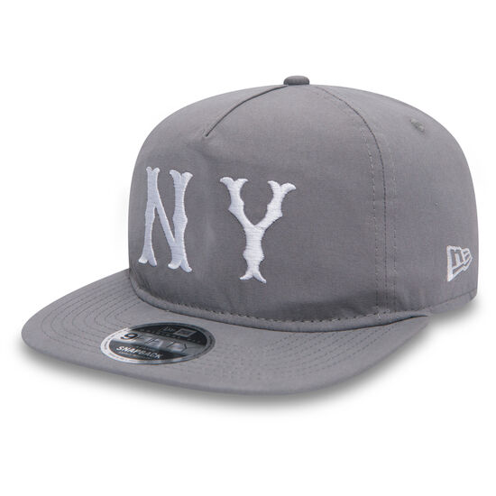 9Fifty Lightweight New York Yankes Snapback, grau / weiß, zoom bei OUTFITTER Online