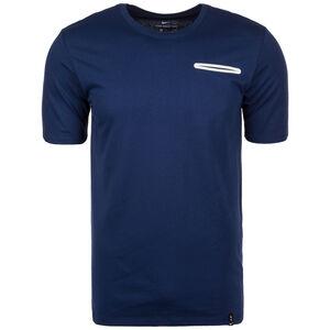 Tottenham Hotspur Travel T-Shirt Herren, Blau, zoom bei OUTFITTER Online