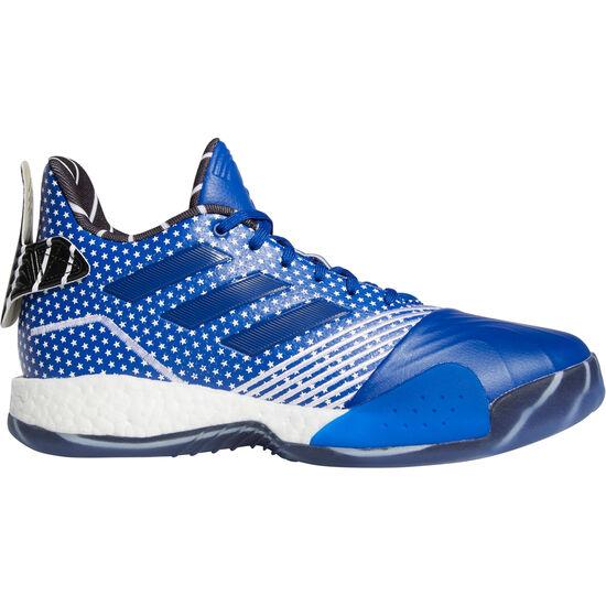 T-Mac Millenium Basketballschuhe Herren, blau / schwarz, zoom bei OUTFITTER Online