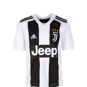 Juventus Turin Trikot Home 2018/2019 Kinder, Weiß, zoom bei OUTFITTER Online