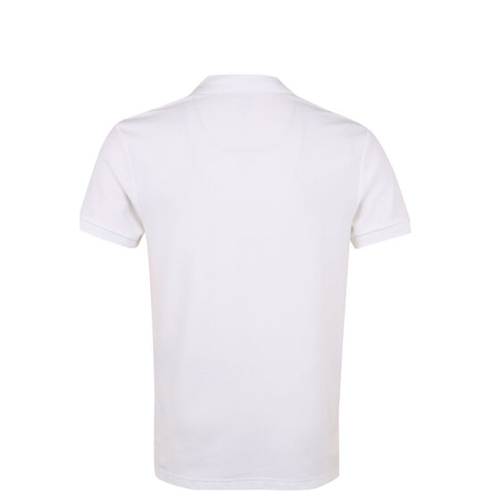 Core Poloshirt Kinder, weiß / schwarz, zoom bei OUTFITTER Online