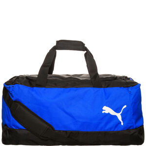 Pro Training II Sporttasche Medium, schwarz / blau, zoom bei OUTFITTER Online